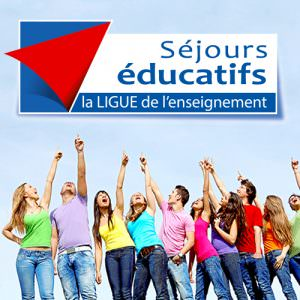 Logo organisme Ligue de l'enseignement