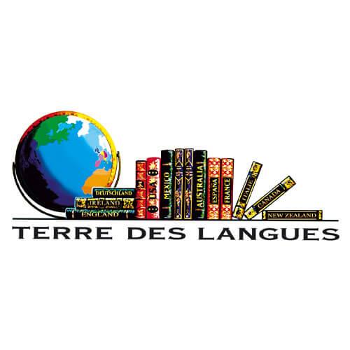 logo organisme terre des langues