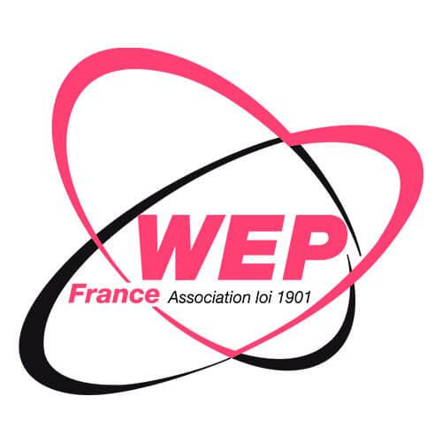 logo rose organisme wep